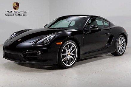 2016 Porsche Cayman for sale 100858025