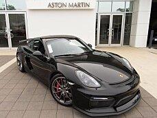 2016 Porsche Cayman GT4 for sale 100882520