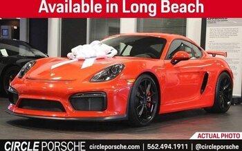 2016 Porsche Cayman GT4 for sale 100955470