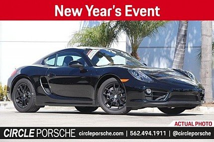 2016 Porsche Cayman for sale 100955477