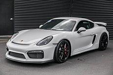 2016 Porsche Cayman GT4 for sale 100967320