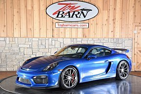 2016 Porsche Cayman GT4 for sale 101047477