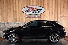 2016 Porsche Macan Turbo for sale 101029983