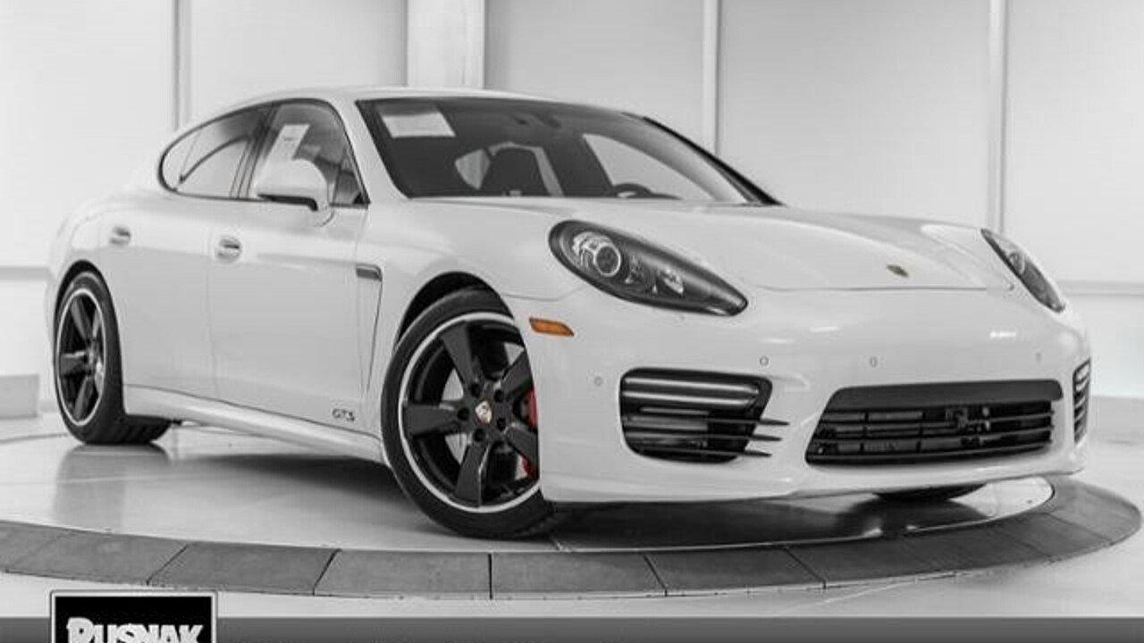 2016 Porsche Panamera GTS For Sale 100996893