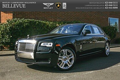 2016 Rolls-Royce Ghost for sale 100735350