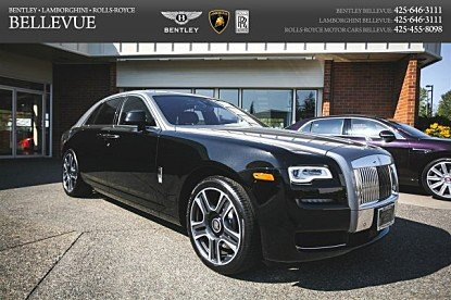 2016 Rolls-Royce Ghost for sale 100756338