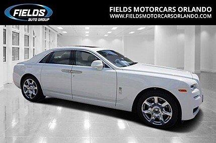 2016 Rolls-Royce Ghost for sale 100783682
