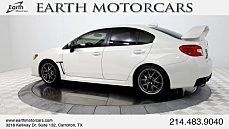 2016 Subaru WRX STI Limited for sale 100908343