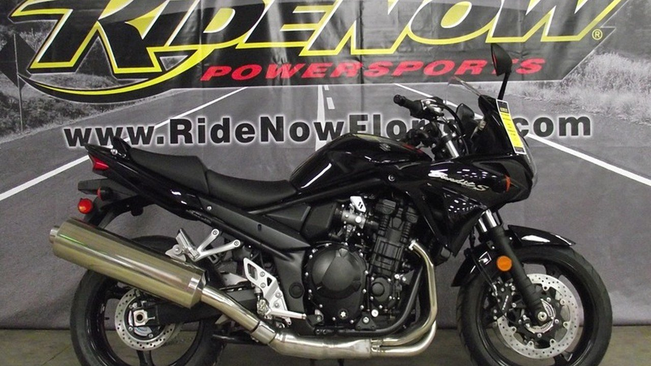 2016 Suzuki Bandit 1250 ABS for sale 200569964