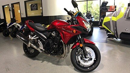 2016 Suzuki Bandit 1250 ABS for sale 200375852
