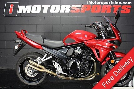 2016 Suzuki Bandit 1250 ABS for sale 200549989