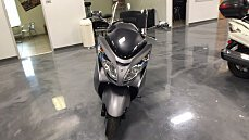 2016 Suzuki Burgman 400 for sale 200402531