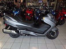 2016 Suzuki Burgman 400 for sale 200464183