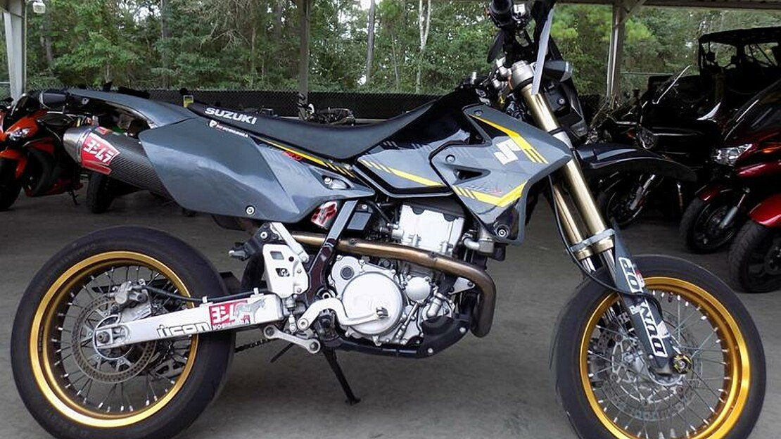 2016 Suzuki DR-Z400SM for sale 200624273