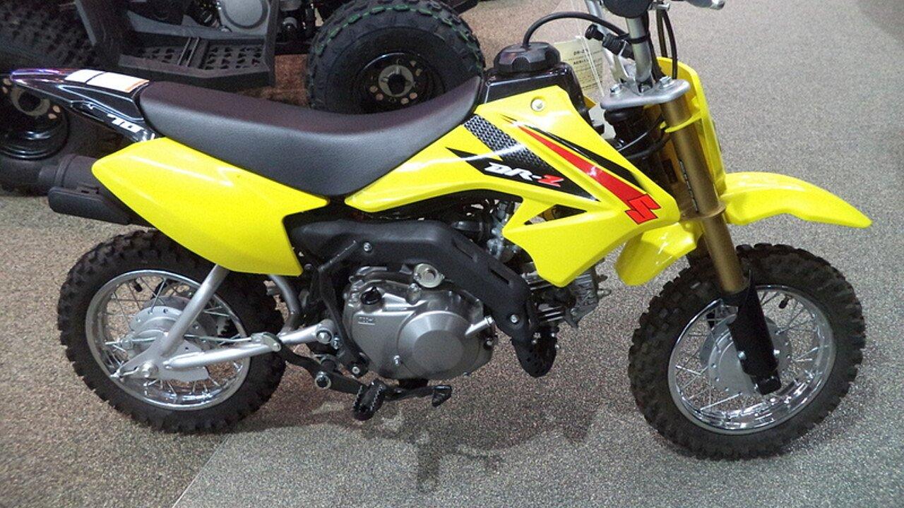 2016 Suzuki DR-Z70 for sale 200405158