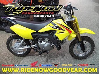2016 Suzuki DR-Z70 for sale 200405158