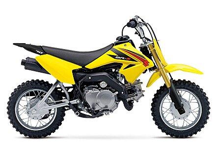 2016 Suzuki DR-Z70 for sale 200435834