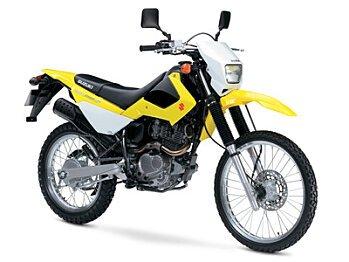 2016 Suzuki DR200S for sale 200349174