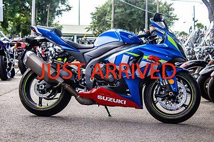 2016 Suzuki GSX-R1000 for sale 200602734