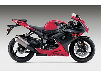 2016 Suzuki GSX-R600 for sale 200437046