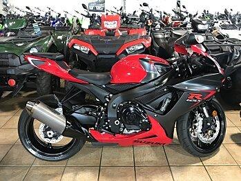 2016 Suzuki GSX-R600 for sale 200552990