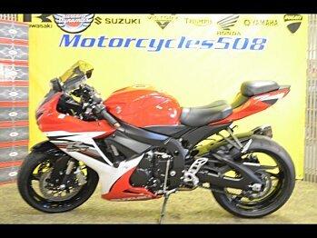 2016 Suzuki GSX-R600 for sale 200576819