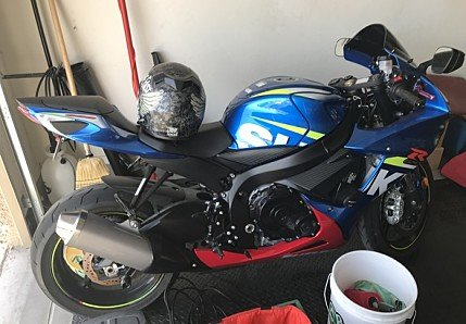 2016 Suzuki GSX-R600 for sale 200553419
