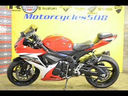 2016 Suzuki GSX-R600 for sale 200576819
