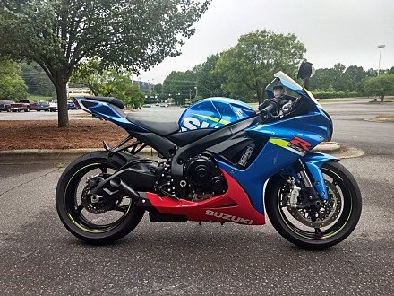 2016 Suzuki GSX-R600 for sale 200583359