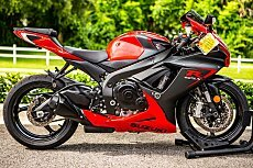 2016 Suzuki GSX-R600 for sale 200589676