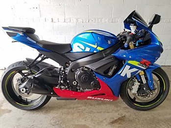 2016 Suzuki GSX-R750 for sale 200549458