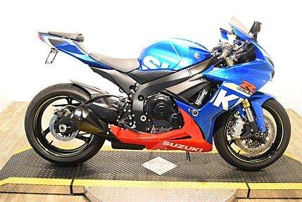 2016 Suzuki GSX-R750 for sale 200491177