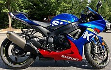 2016 Suzuki GSX-R750 for sale 200614178