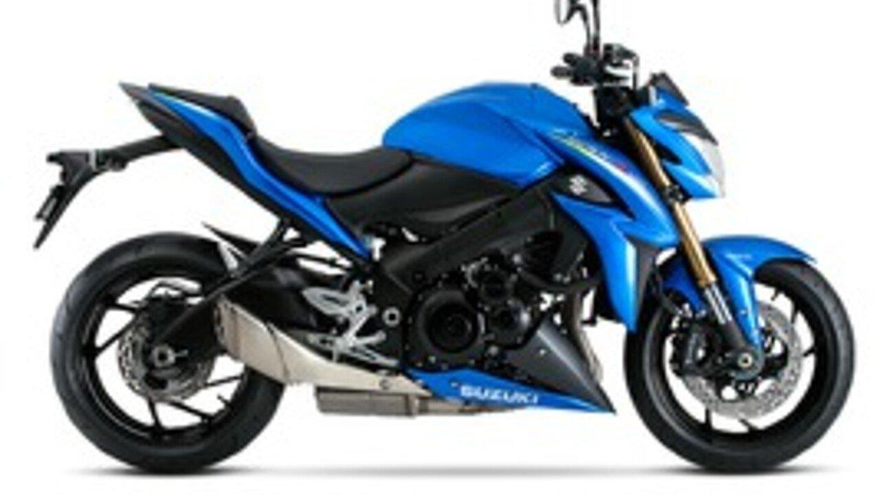 2016 Suzuki GSX-S1000 for sale 200365624