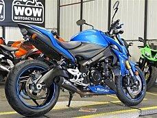 2016 Suzuki GSX-S1000 for sale 200427567