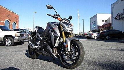 2016 Suzuki GSX-S1000 for sale 200517136