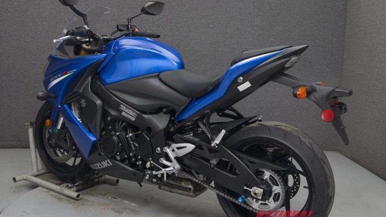 2016 Suzuki GSX-S1000F for sale 200579525
