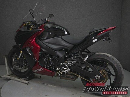 2016 Suzuki GSX-S1000F for sale 200630706
