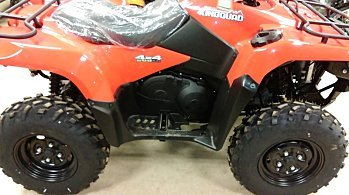 2016 Suzuki KingQuad 500 for sale 200394913