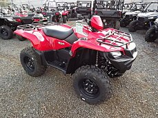 2016 Suzuki KingQuad 750 for sale 200459664