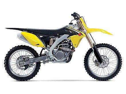 2016 Suzuki RM-Z250 for sale 200435835