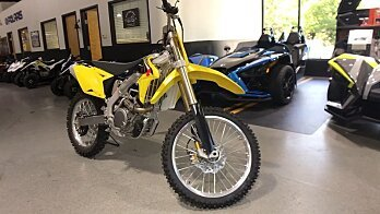 2016 Suzuki RM-Z450 for sale 200375916