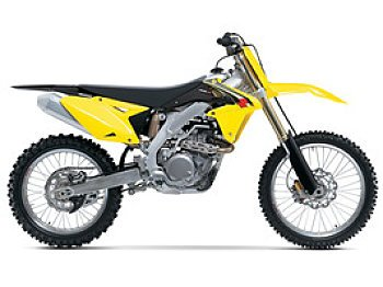 2016 Suzuki RM-Z450 for sale 200376242