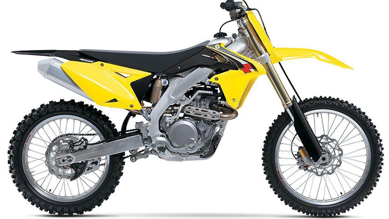 2016 Suzuki RM-Z450 for sale 200443280