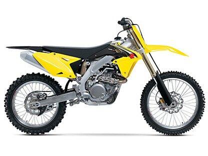 2016 Suzuki RM-Z450 for sale 200395145