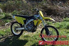 2016 Suzuki RM-Z450 for sale 200643695