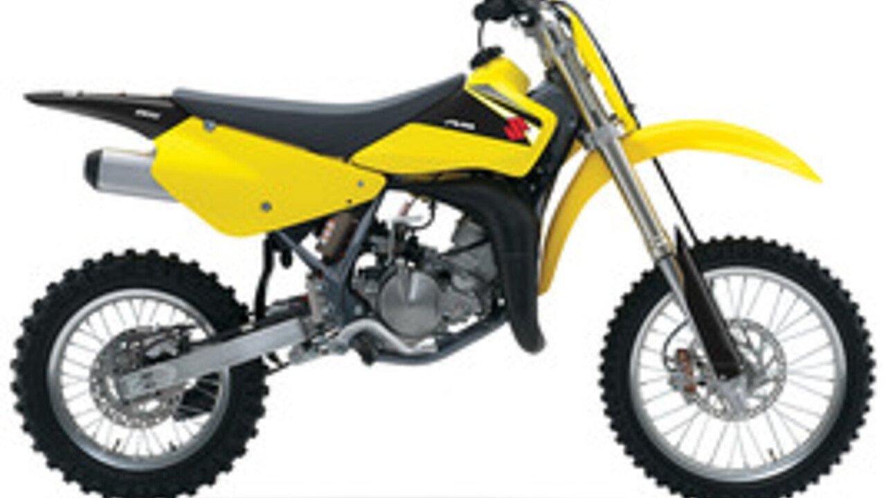2016 Suzuki RM85 for sale 200338708