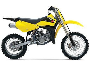 2016 Suzuki RM85 for sale 200438207