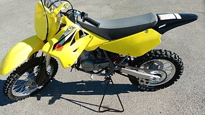 2016 Suzuki RM85 for sale 200394942