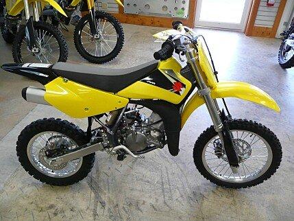 2016 Suzuki RM85 for sale 200448251